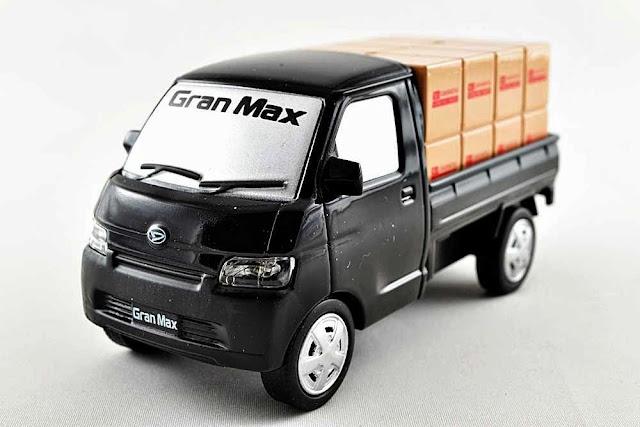 Daihatsu Gran Max - Mobil Niaga