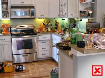 Jak při prodeji rozhodně nefotit kuchyň
