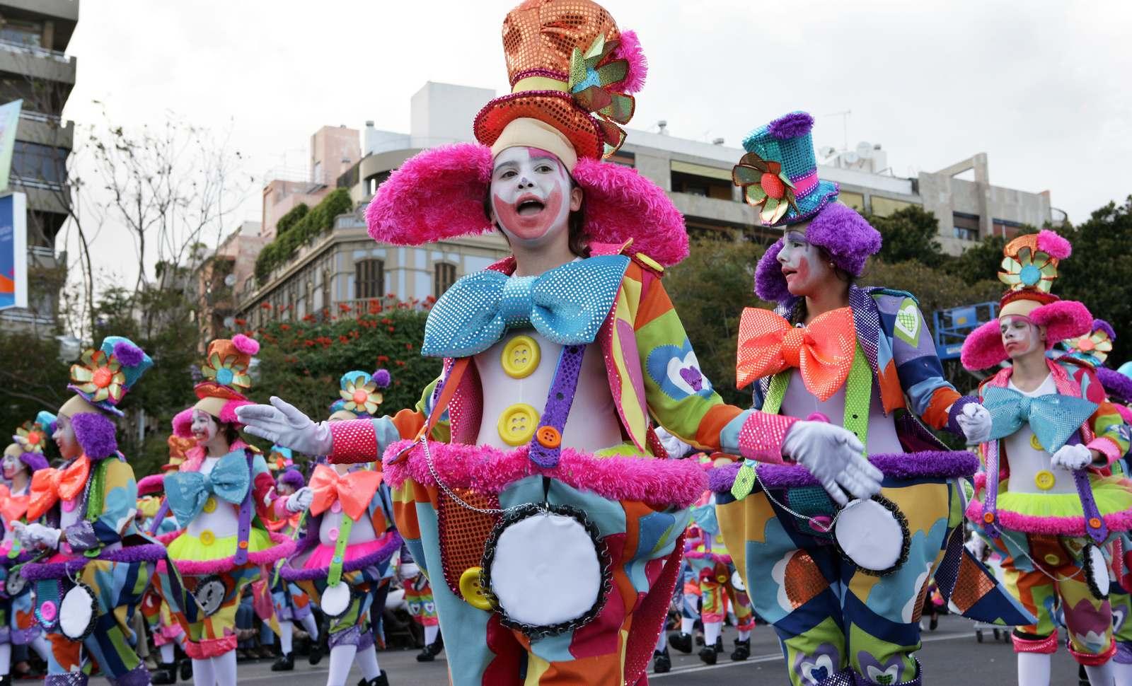 Peinados originales para Carnaval [FOTOS] Ella Hoy - Peinados Divertidos Para Carnaval