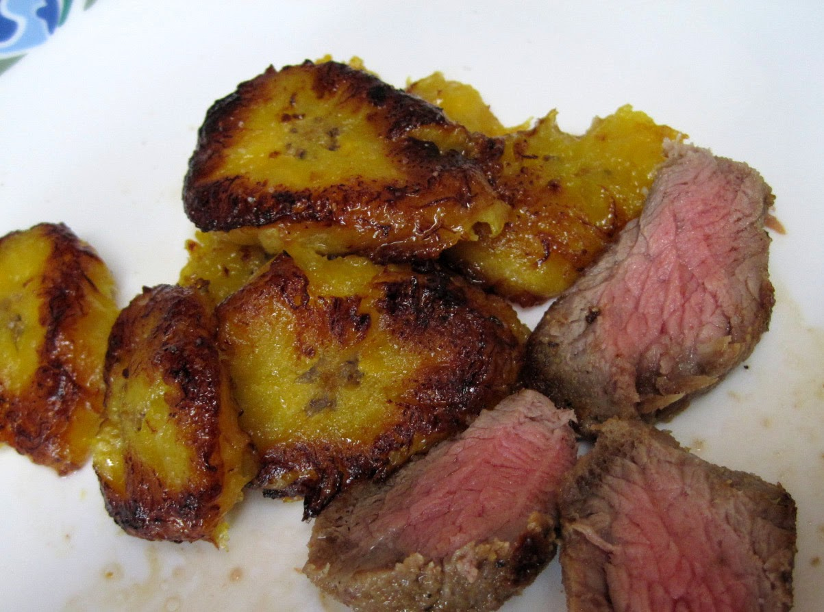 plantains and beef, AIP autoimmune protocol meal recipe
