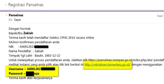 cara daftar cpns 2014 pertama kali di situs reg panselnas.go.id. alurpendaftaran cpns tips trik pendaftaran dan registrasi cpns 2014