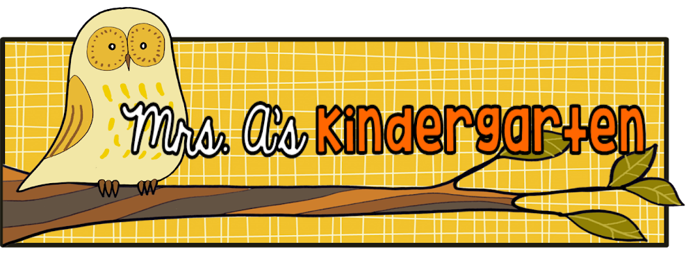 Mrs. A's Kindergarten