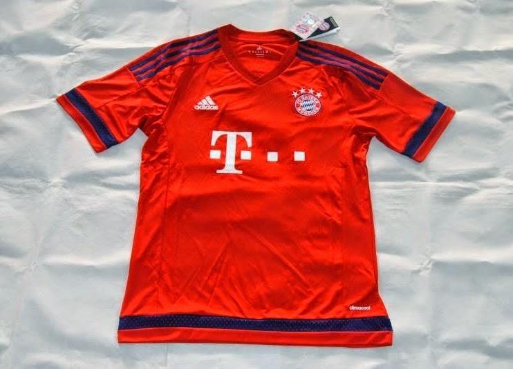 Munchen jersey 2016