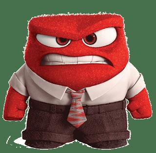 Personaje ira