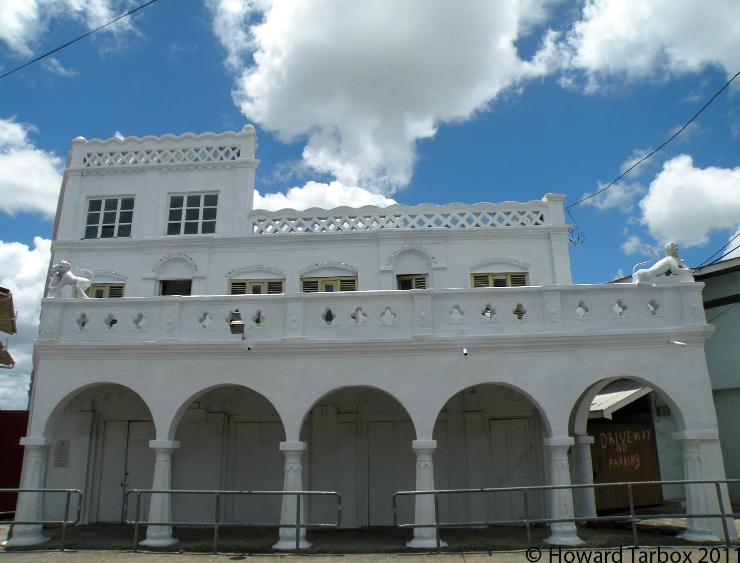 The Musings Of Monkey Indo Caribbean Identitiy