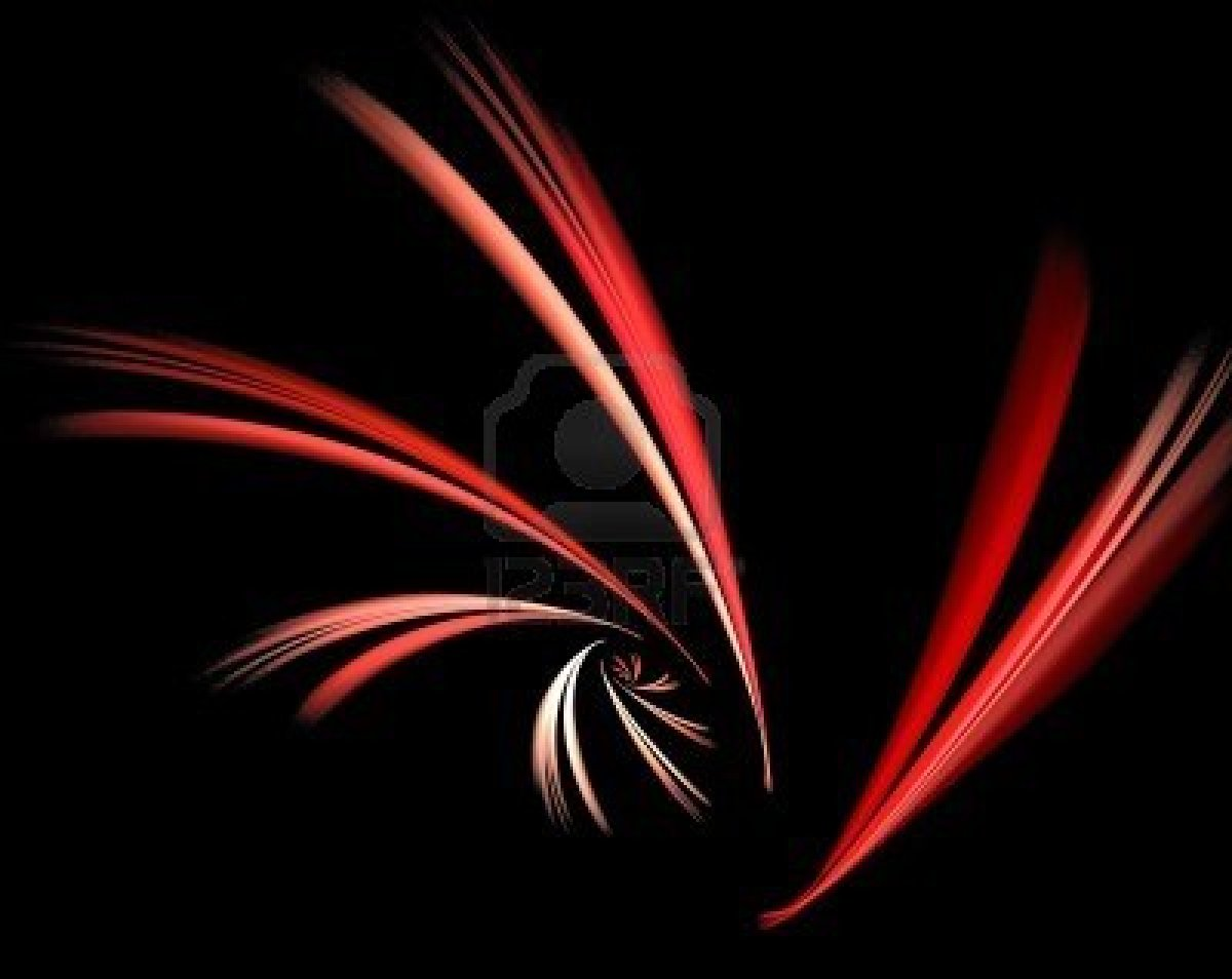 banilung black and red wallpaper design