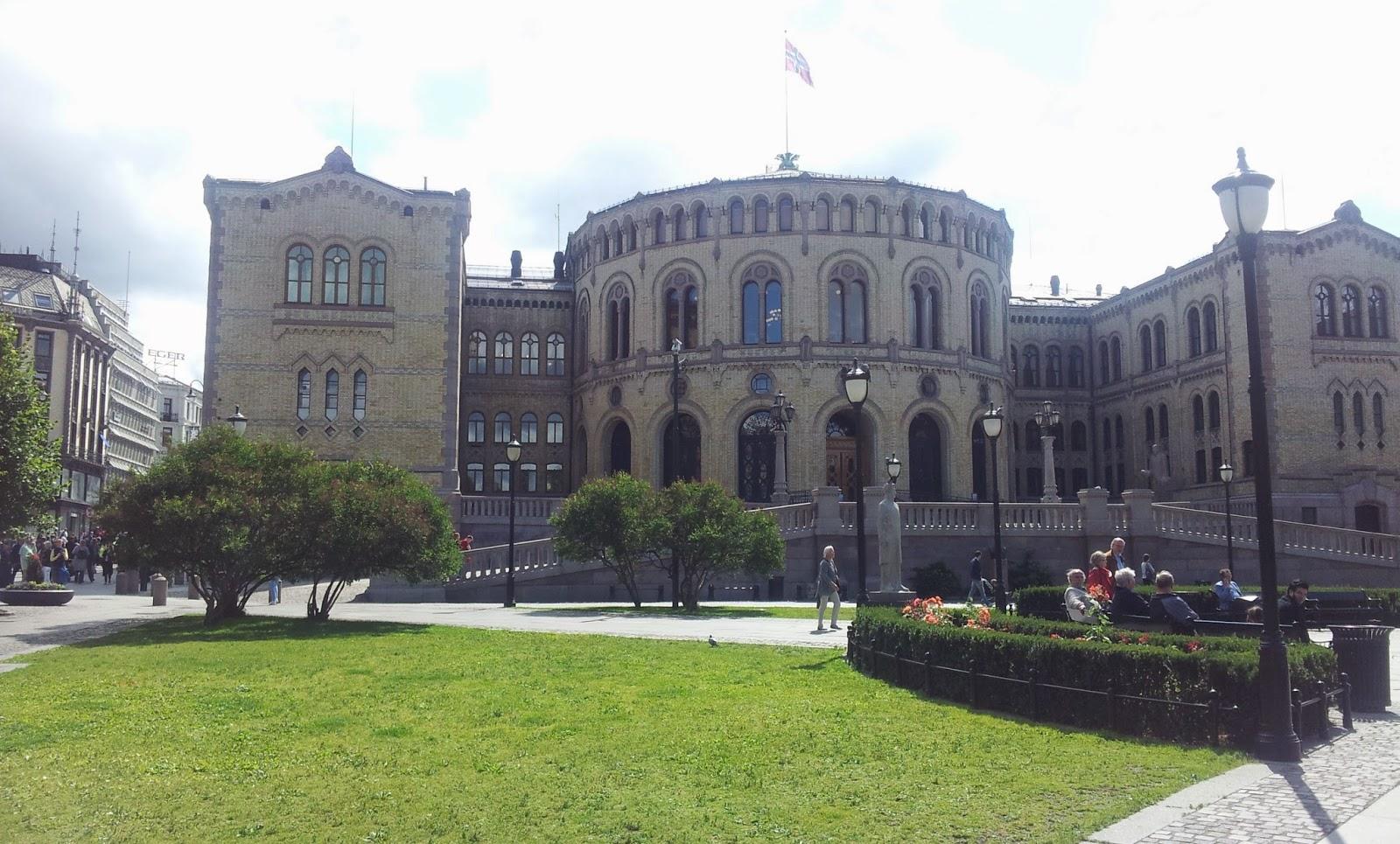 Palatul Parlamentului din Oslo