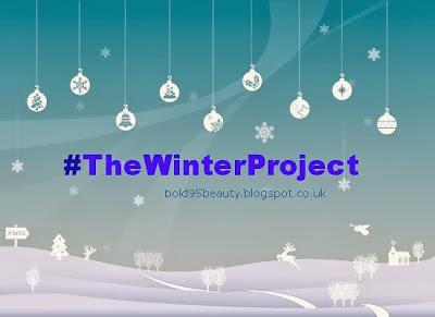 #TheWinterProject Week 1 | Favourite Winter Nail Polish