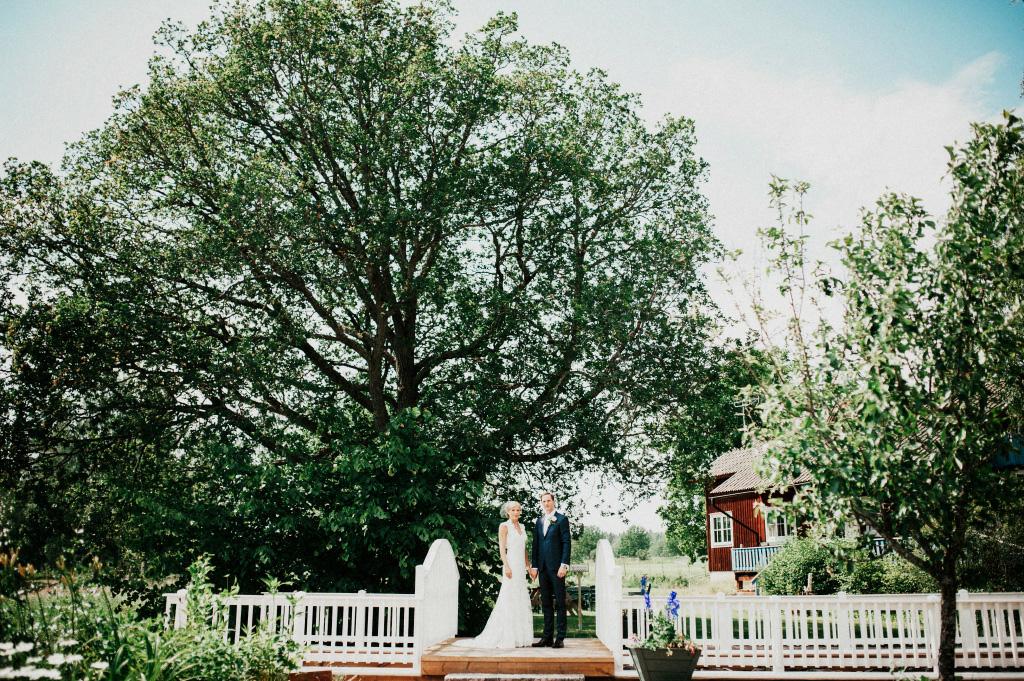 Peder och Petra i Falun | Bröllopsfotograf Niklas Andersen