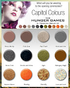China Glaze has released The Hunger Games collections of 12 nail polish .