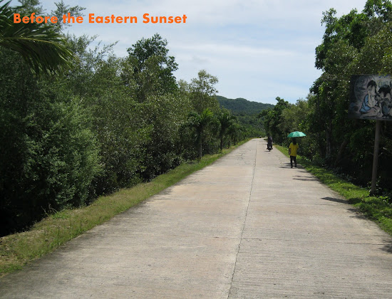 Camotes Island - land bridge between Poro and Pacijan Islands