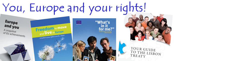 You, Europe and your rights