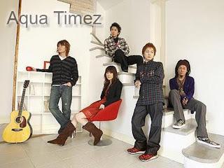 Chord Guitar Aqua Timez  - Sen No Yoru Wo Koete