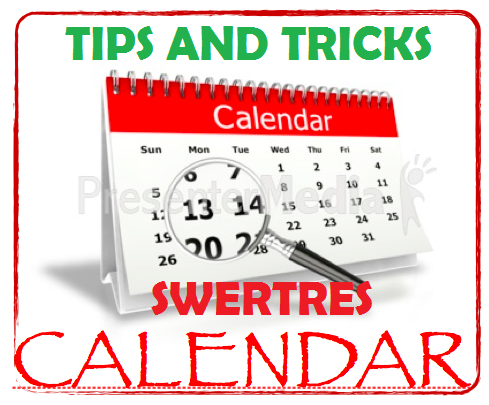 Best swertres tips and tricks to win calendar guide hearing