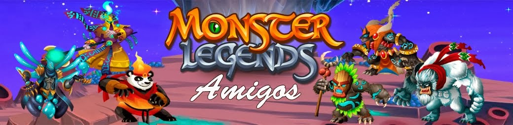 Monster Legends Amigos