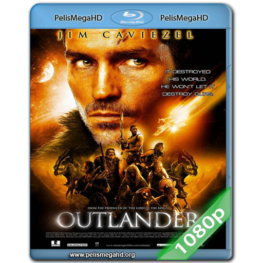 OUTLANDER (2008) 1080P HD MKV ESPAÑOL LATINO