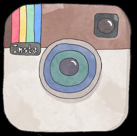 I'm on Instagram