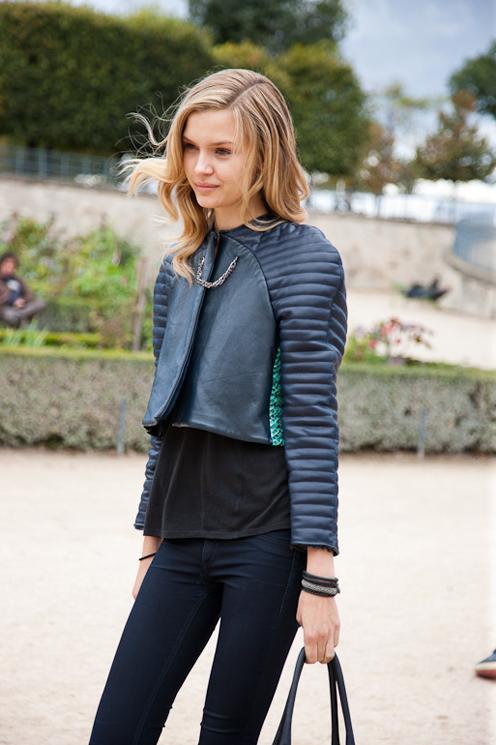Styledeityinathens Paris Fashion Week Street Style Ss2013