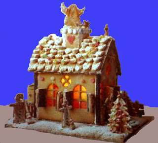 1998 Award Winning Ginger Bread Village Church