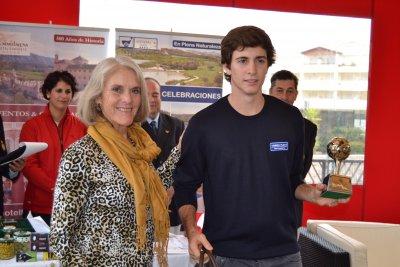 Miguel angel Jimenez gana la última prueba Circuito Andaluz Pitch & Putt 2012