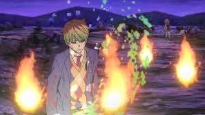 Kyokai No Kanata anime manga fantasia sobrenatural