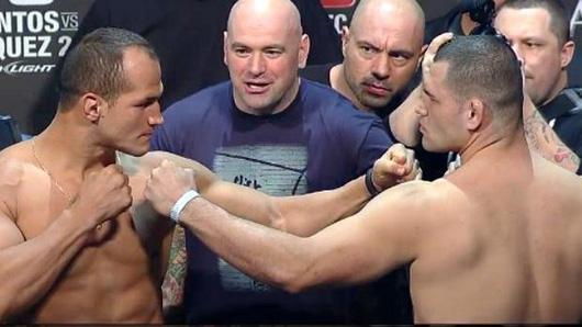 UFC 155: CIGANO DEFENDE SEU CINTURÃO NA ÚLTIMA LUTA DO ANO