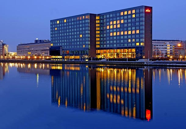 Five star hotels copenhagen marriott hotel denmark for Hotel in kopenhagen