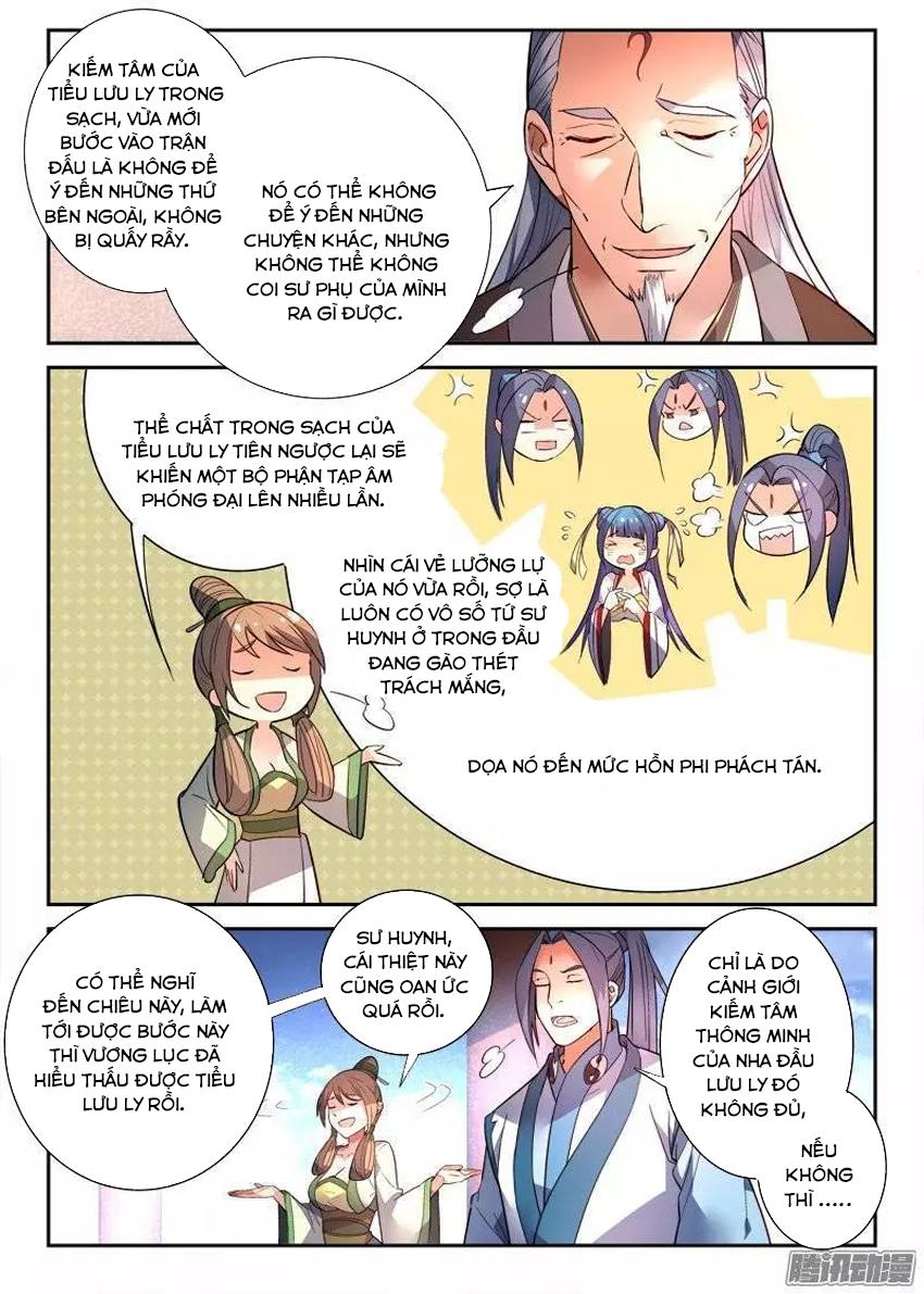 Tung Tiền Hữu Tọa Linh Kiếm Sơn chap 245 page 5 - IZTruyenTranh.com