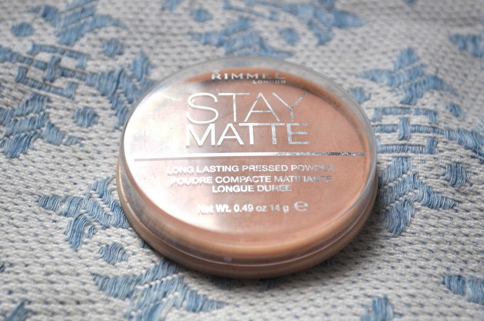 Pretty Perks 20 Rimmel London Stay Matte Pressed Powder Life I Usually Just Use A Great Bit Swish Of This As Finishing Touch To My Everyday Makeup Creating Flawless Complextion And Hide Those Annoying