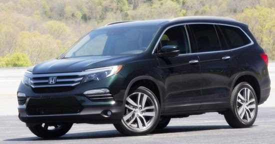 2016 Honda Pilot Price Range Analysis Release Canada