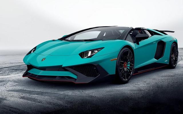 Lamborghini Aventador Full Spech