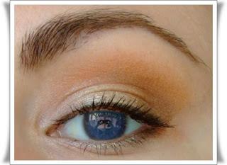Machiaj pentru ochii albastrii