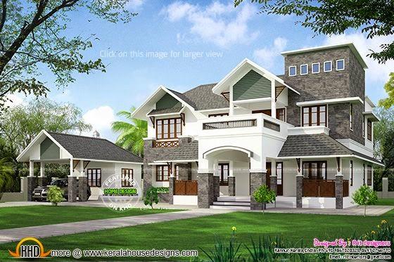 House at Koorg