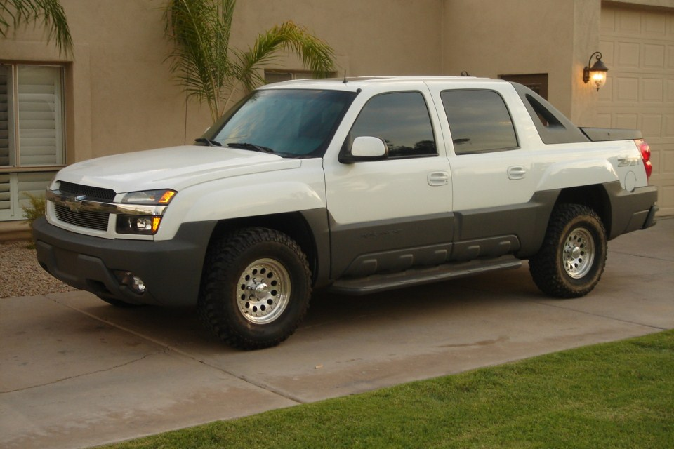 2014 Chevrolet Avalanche Wallpapers