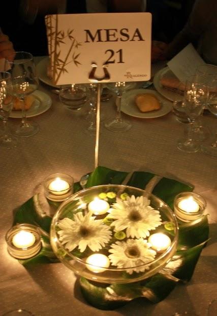 detalles centro mesa boda