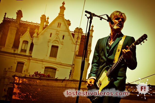 Triggerfinger en el festival Les Déferlantes 2015