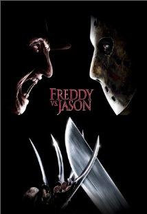 Poster Of Freddy vs Jason 2003 In Hindi Bluray 720P Free Download