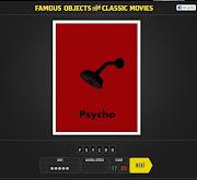 Juego de Objetos de cine clásico