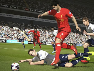 FIFA Soccer EA Sports