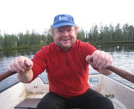 Julmajärvellä kesällä 2011