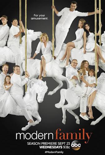 Modern Family Temporada 7 (HDTV 720p Ingles Subtitulada) (2015)