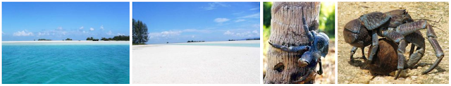Kepulauan Gebe - Pesona Wisata Halmahera Tengah