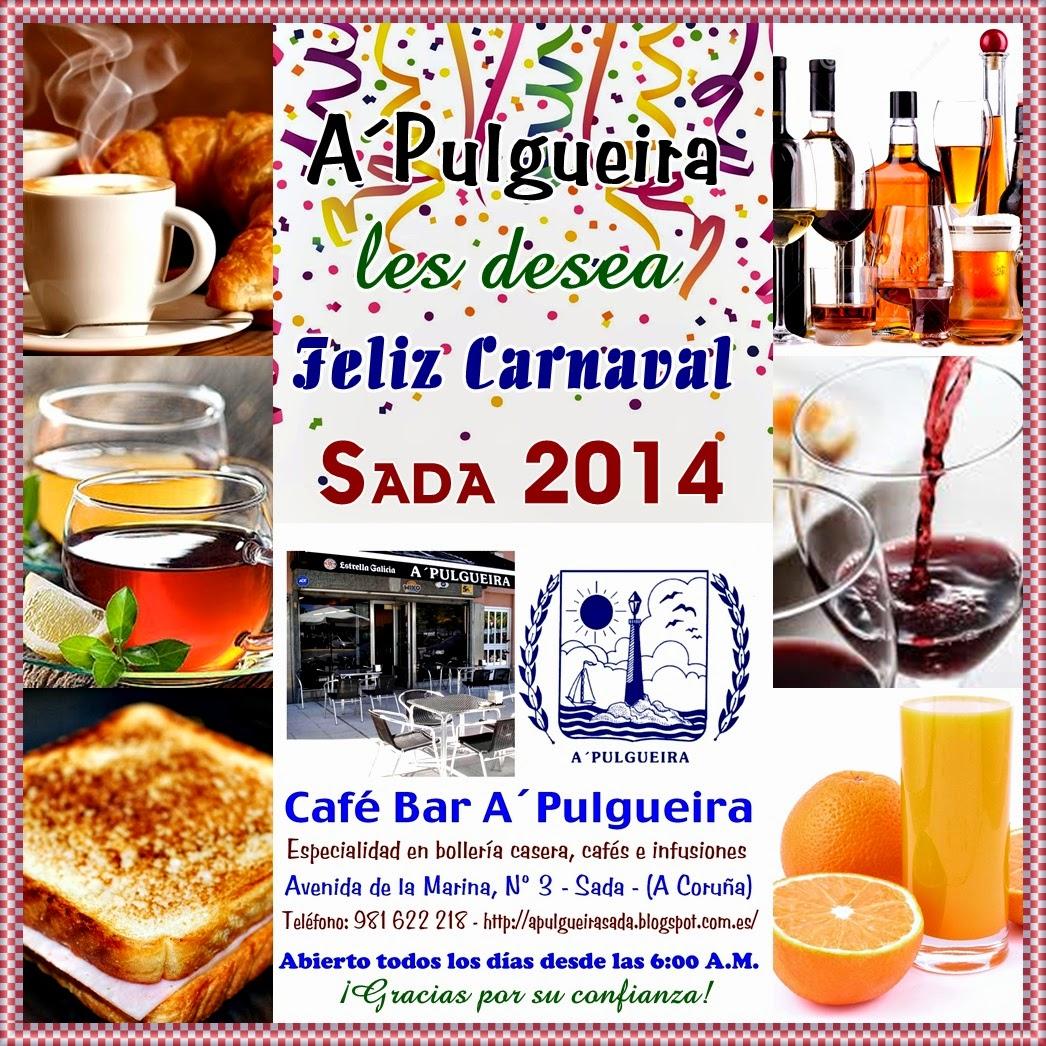 Carnavales en Sada