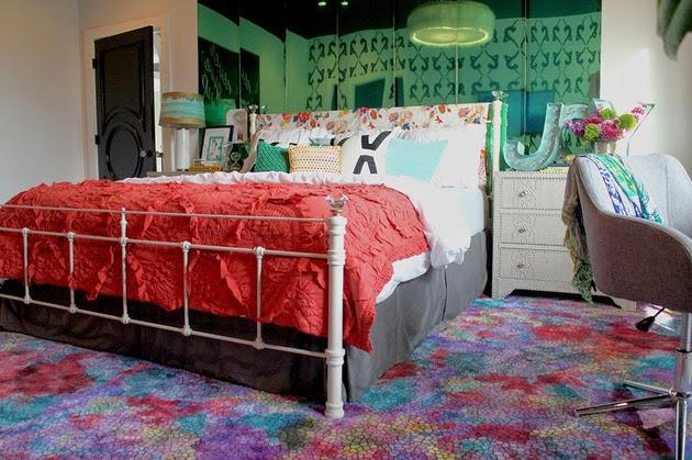 desain kamar tidur untuk anak remaja rancangan desain