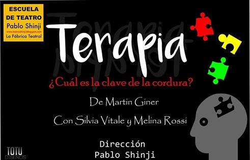 "Muestra 2016 ""Terapia"" de Martin Giner"