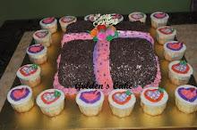 GIFT BOX CAKE DESIGN