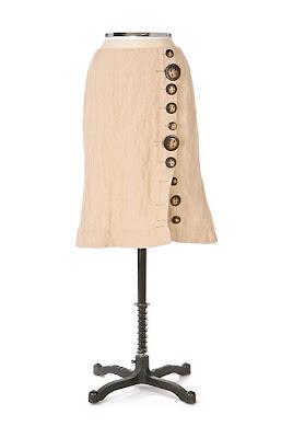 Anthropologie Stepping Stone Skirt