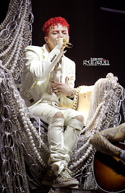 G-Dragon One of a Kind World Tour Seoul- 8