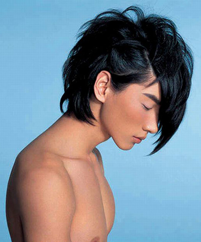 The Enchanting Cute Asian Short Hairstyles Picture