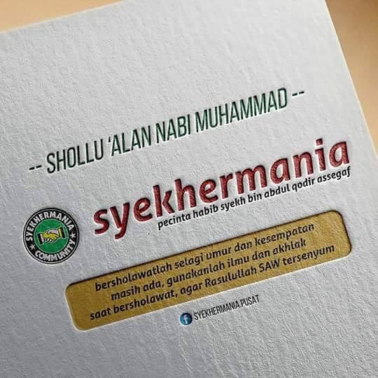 Jadwal Shalawat Habib Syech Terbaru September 2015